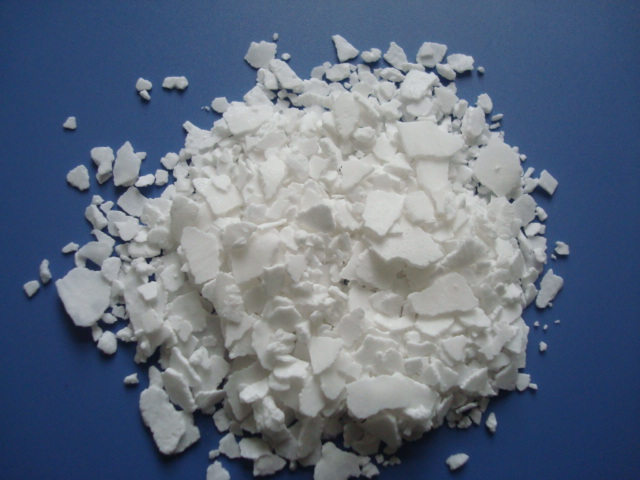 74% flake calcium chloride for ice and snow melting